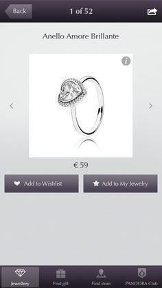 anello pandora finto
