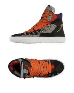 DSQUARED2 High-Tops & Trainers. #dsquared2 #shoes #high-tops & trainers