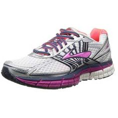 4ba08db1292 Brooks Women s Adrenaline GTS 14 Running Shoes White Fuschia Midnight) --  Click image for more details.