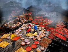Découvrez la cusine délicieuse de la Chine et goûtez des meilleures spécialités de nombreux régions!  A notre aide, vous connaîtrez de la diversité de façons culinaires chinoises.