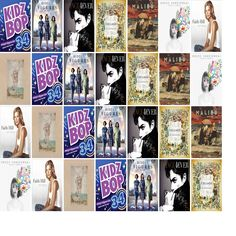 """Saturday, January 28, 2017: The Hamilton-Wenham Public Library has eight new music CDs in the CDs: Music & Shows section.   The new titles this week include """"Kidz Bop 34,"""" """"Hidden Figures: The Album,"""" and """"4Ever."""""""
