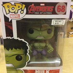 """""""Avengers age of Ultron Hulk funko pop #avengers #ageofultron #marvel  #hulk #funko pop Like this? I'm selling it on @depopmarket. Search for me: diversions on #depop ✌ """" Photo taken by @diversionsgifts.co.uk on Instagram, pinned via the InstaPin iOS App! http://www.instapinapp.com (07/17/2015)"""