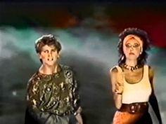 Radiorama - Vampires. (HD)  #Italodisco #80s #music