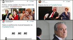 BLOG DO IRINEU MESSIAS: Michel Temer vira meme nas redes sociais após divu...