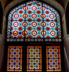 File:Stained glass Photo From Sahand Ace..jpg  I have it in my granny square blankets and throws as an inspiration for a future granny squares.