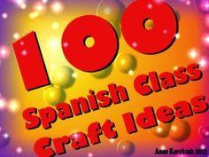 Cultural craft ideas: holidays, flowers, foods, etc.