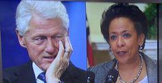 Did Loretta Lynch agree to meet Bill Clinton in return for a favor?