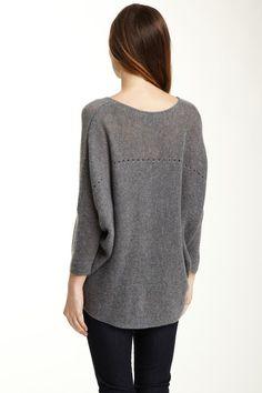 Velvet Kelen Dolman Sleeve Pullover Sweater:: 64% off!