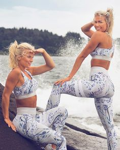 Sandhamn set is available | stronger.se Tight Leggings, Yoga Leggings, Workout Leggings, Yoga Pants, Dance Outfits, Sport Outfits, Running Pants, Gym Wear, Sport Wear