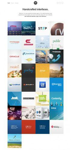 Rareview - Best website, web design inspiration showcase