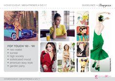 SS17 | Megatrends | Womenswear| Bourgeoise