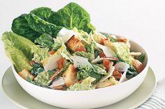 Traditional Caesar Salad Recipe - Taste.com.au