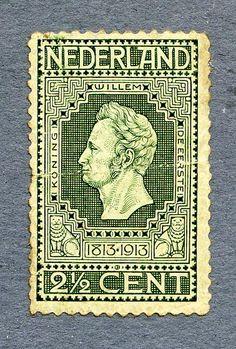 03 1913 Koning Willem I