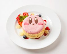 Considering that Kirby is my favorite Nintendo character I fully approve of this new restaurant chain! #gaming #games #gamer #videogames #videogame #anime #video #Funny #xbox #nintendo #TVGM #surprise
