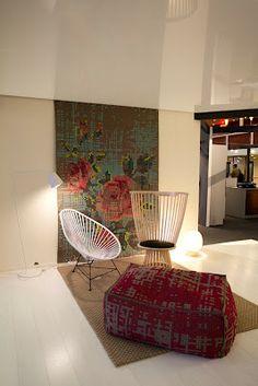 Huge cross-stitched pegboard wall art? omfg