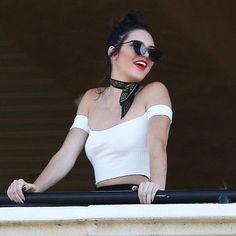 Kendall Jenner : en couple avec A$AP Rocky ?