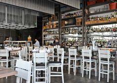 Island Creek Oyster Bar; Boston