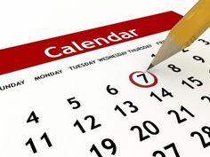 Time Management Tip Tuesday – Editorial Calendar Saving Ideas, Money Saving Tips, Money Tips, 1. Mai, Study Schedule, Class Schedule, Google Calendar, Time Management Tips, Money Matters