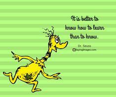 Seuss Quotes To Make You Smile