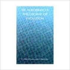 Sabda Sri Aurobindo'S Philosophy Of Evolution