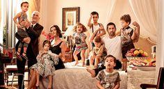 Future family portrait - Dolce & Gabbana