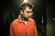Tyler Joseph in the Heathens music video