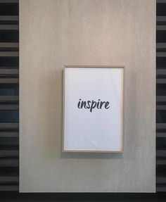 Inspiration is every