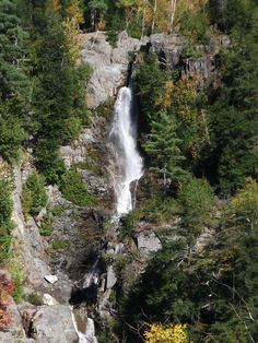 I took this picture up in the Adirondack mountains off the side of the road