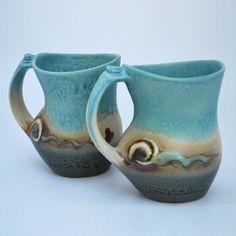 Copper Ash Ceramic Mug | Cedar Creek Gallery