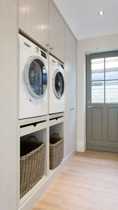 Laundry room before and after .Laundry room before and after . Laundry room before and after . Mudroom Laundry Room, Small Laundry Rooms, Laundry Room Organization, Laundry In Bathroom, Laundry Baskets, Laundry Decor, Laundry In Kitchen, Laundry Room Pedestal, Laundry Storage