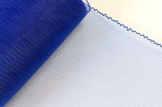 "6"" Plain Crinoline - (287) Royal Blue - Millinery Online"