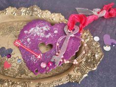 Valentine Ornament Honor Roll, Birthday Candles, Ornaments, Decorations, Ornament, Decor
