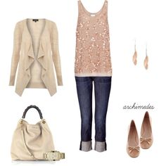 """""""A Little Sparkle for a Tuesday"""" by archimedes16 on Polyvore"""