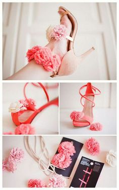make your old shoes new