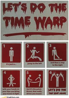 My 18th birthday will be Rocky Horror Picture Show themed :)