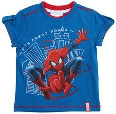 Spiderman T-shirt imprimé sur shopstyle.fr