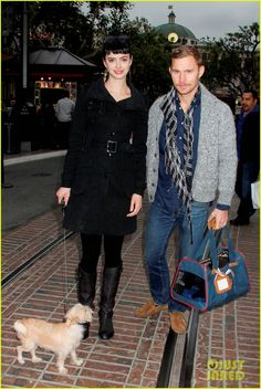 Krysten Ritter & Brian Geraghty Shop at The Grove: Photo #2640084. Krysten Ritter and her boyfriend Brian Geraghty pose together as they go shopping at The Grove on Friday (March 16) in West Hollywood, Calif.    The couple brought…