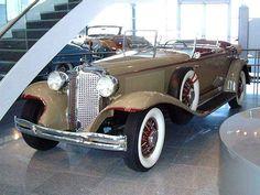 1930 Chrysler Phaeton