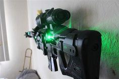 3ders.org - New Destiny 3D print: 5-foot-long Black Spindle sniper rifle | 3D Printer News & 3D Printing News