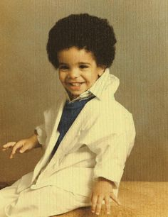 Proof That Drake Was The Cutest Little Boy In The Whole World