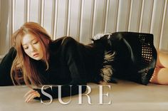 Seulgi (Red Velvet) dévoile ses charmes pour SURE