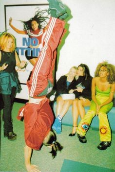 SPICE GIRLS!