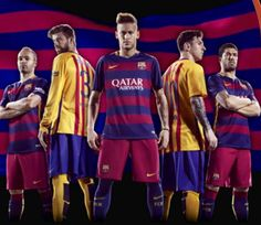 Jersey Barca new seasons