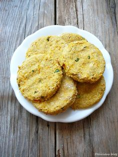 Delicious blog: Kukuřičné sušenky