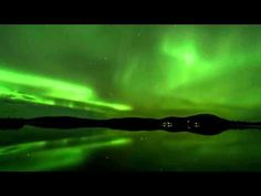 Breathtaking Video Footage of the Northern Lights as Seen From the Mountains of Lapland, Finland