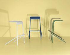 ALODIA Stools by Cappellini - Via Designresource.co