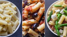 Giada's 3-ingredient pasta toppers