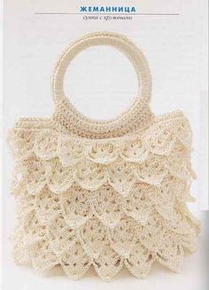 ,,crochet purse