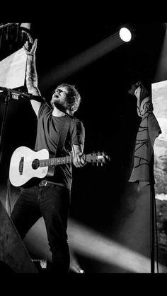 Ed's concert in Poland ♥