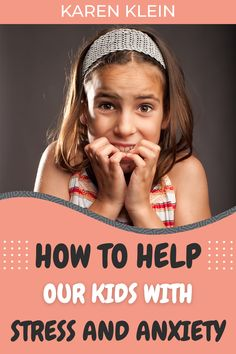 Here are 8 tips and products that will help calming down! Personal recommendations... #stressandkids #anxiouschild #calmingparents #stressandanxiety Social Emotional Development, Personal Development, Anti Stress, Stress And Anxiety, Anxiety Facts, Parenting Courses, Conscious Parenting, Dear Parents, How To Express Feelings